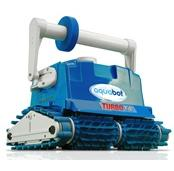 Aquabot™ Turbo T4 - RC Automatic Pool Cleaner with Caddy
